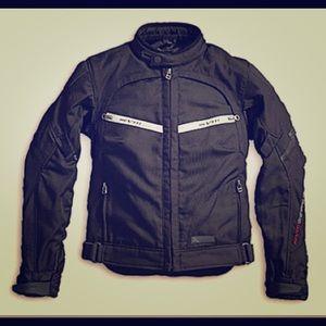 Moto Jacket less than 100miles on it.